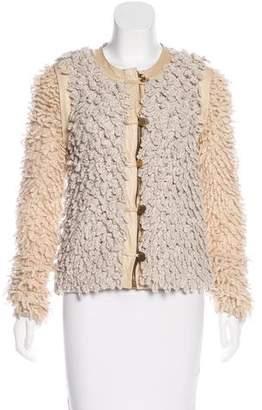 Rag & Bone Wool Bouclé Jacket