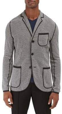 EFM-Engineered for Motion Leisure Sweater Blazer