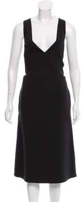 Tome Sleeveless Midi Dress