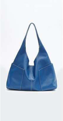 dc6923fafa J.Mclaughlin Jacqueline Leather Bag