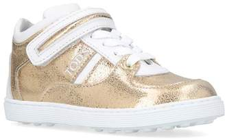 Tod's Cassetta High Top Sneakers
