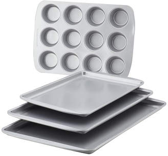 Farberware Nonstick 4-Pc. Bakeware Set