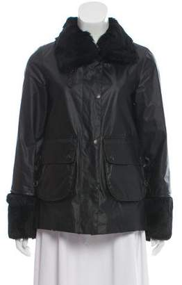 Anya Hindmarch Foxy Short Jacket