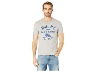 Polo Ralph Lauren 30/1 Jersey Short Sleeve Custom Slim Fit T-Shirt