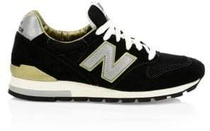 New Balance 996 Made In USA Suede Sneakers