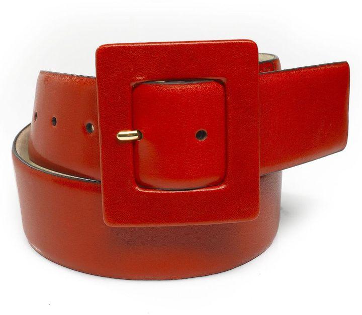 Antonio melani pilgrim-buckle belt