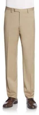 HUGO BOSS Central Virgin Wool Trousers
