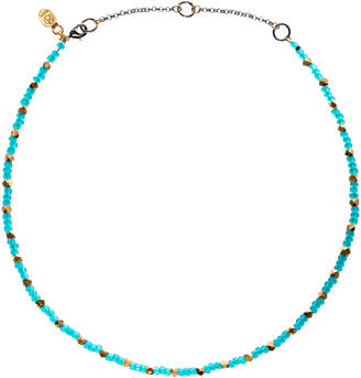 Mhart Treasure Bead Choker Necklace