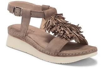 Manas Design Fringe Sandal