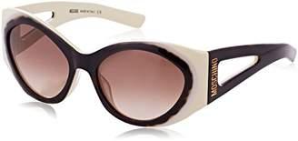 Moschino Women's Round Eye Sunglasses