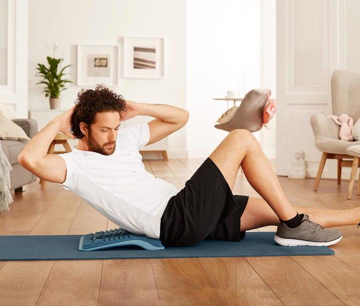 Rücken-Stretcher und Sit-up-Trainer