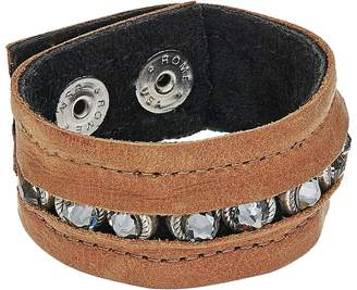 Leather Rock B996 Bracelet