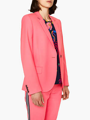Paul Smith Wool Blazer, Bubblegum Pink