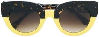 Face À Face round sunglasses