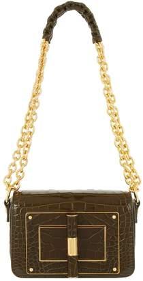 Tom Ford Small Crocodile Natalia Chain Shoulder Bag
