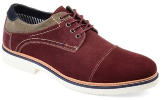 Thomas Laboratories & Vine Kingston Cap Toe Oxford