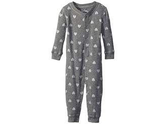 PJ Salvage Kids Wild Hearts Thermal Romper (Infant)