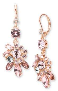 Marchesa Floral Drop Earrings