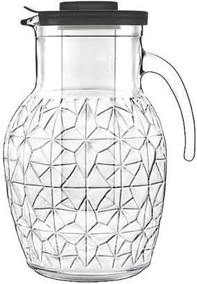 Luigi Bormioli Prezioso Glass Pitcher - Clear