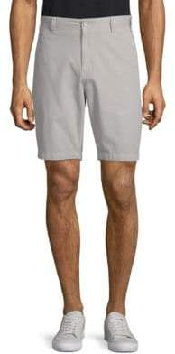 Stampd Slim Cotton Shorts
