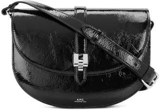 A.P.C. classic satchel bag