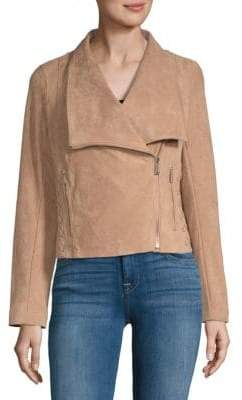 BCBGeneration Missy Side Lace-Up Jacket
