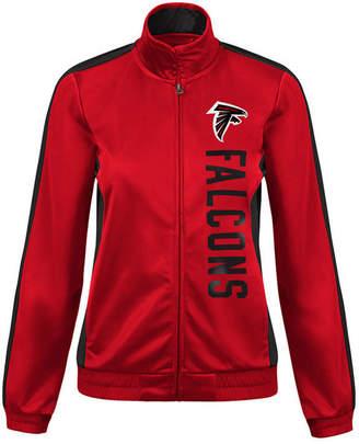 G-iii Sports Women Atlanta Falcons Backfield Track Jacket