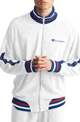 Champion Terry Track Jacket