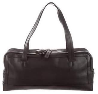 Narciso Rodriguez Leather Shoulder Bag Black Leather Shoulder Bag