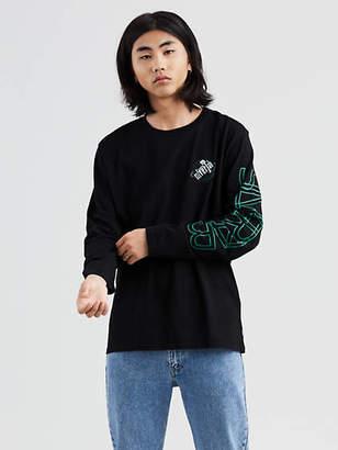 Levi's Levi's SilverTab Long Sleeve Graphic Tee Shirt T-Shirt