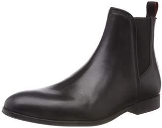 HUGO Men's Boheme_cheb_lt Chelsea Boots, (Black 001)