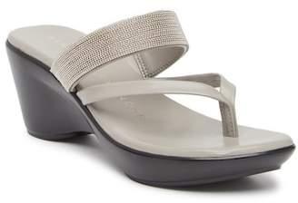 Athena Alexander Beverli Beaded Slide Sandal
