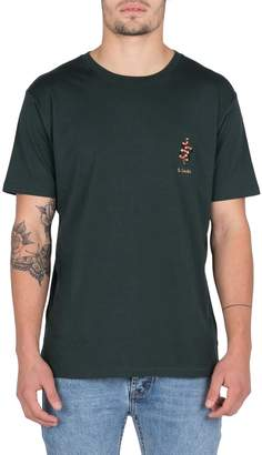 Barney Cools Embroidered Snake T-Shirt