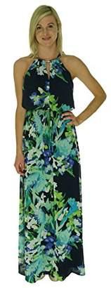 Vince Camuto Women's Halter ed Maxi Dress