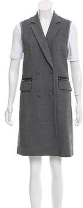 3.1 Phillip Lim Tailored Notch-Lapel Vest