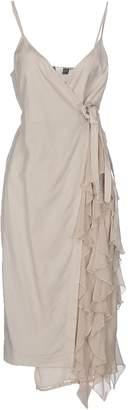 Tru Trussardi 3/4 length dresses