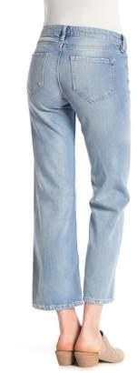 AllSaints Belle Cropped Flare Jeans