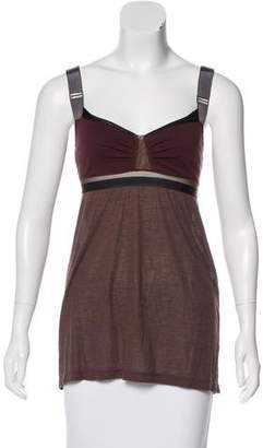 VPL Jersey Sleeveless Top
