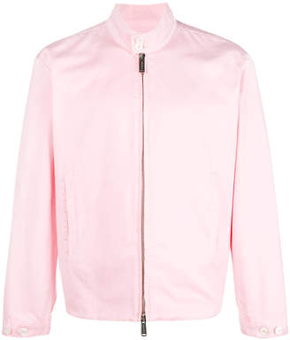 DSQUARED2 Mandarin collared jacket