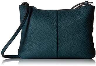 Ecco Jilin Small Crossbody, Women's Cross-Body Bag, Grün (), 4x17x26 cm (B x H T)