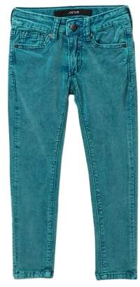Joe's Jeans Mid Rise Skinny Ribless Corduroy Pants (Little Girls)