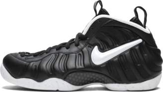 Nike Foamposite Pro 'Dr. Doom' - Black/White