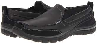 Skechers Relaxed Fit Superior - Gains Men's Slip on Shoes