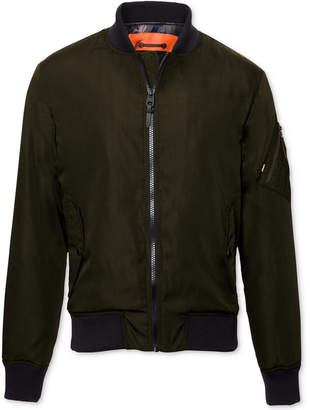 Hawke & Co Men's Waterproof Bomber Jacket