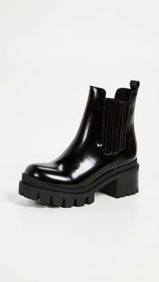 Jeffrey Campbell Fright Lug Sole Chelsea Boots