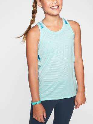 Athleta Girl Mesh Power of Chi Tank