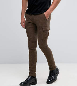 Heart & Dagger Super Skinny Pant With Cargo Pockets