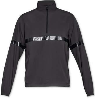 Under Armour Men's Sportstyle Woven Half-Zip Jacket