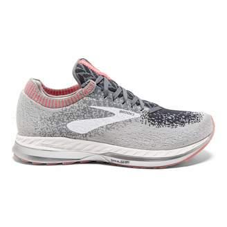 Brooks Women's Bedlam Running Shoe (BRK-120272 1B 4085890 9 Gry/COR/WHT)