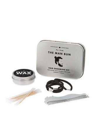Men's Society The Man Bun Hair Kit